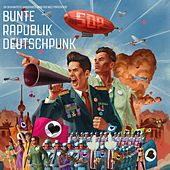 Bunte Rapublik Deutschpunk by SDP