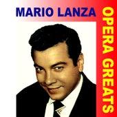 Opera Greats by Mario Lanza