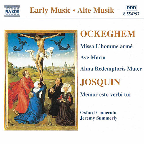 Missa L'homme arme by Johannes Ockeghem