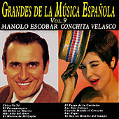 Grandes de la Música Española Vol. 9 by Various Artists