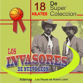 18 Kilates Invasores by Various Artists