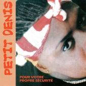 Pour votre propre sécurité by Petit Denis