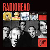 5 Album Set [Pablo Honey/The Bends/OK Computer/Kid A/Amnesiac] (Pablo Honey/The Bends/OK Computer/Kid A/Amnesiac) by Radiohead