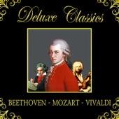 Deluxe Classics: Beethoven, Mozart, Vivaldi by Orquesta Lírica de Barcelona