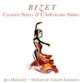 Bizet: Carmen Suites and L' Arlésienne Suites by Igor Markevitch