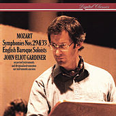 Mozart: Symphonies Nos. 29 & 33 von English Baroque Soloists