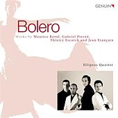 Bolero by Ellipsos Quartet