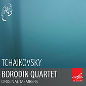 Borodin Quartet Performs Tchaikovsky by Various Artists