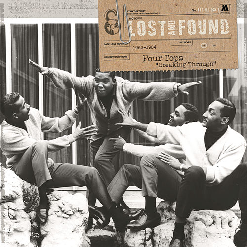 Lost & Found: Breaking Through by The Four Tops