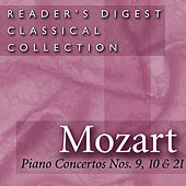 Reader's Digest Classical Collection - Mozart: Piano Concertos Nos. 9, 10 21 by Various Artists