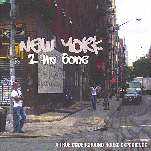 New York 2 'Tha' Bone by Various Artists