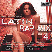 Latin Rap Mix Vol. 4 by Various Artists