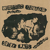 Modern Action/Botox Rats Split by Various Artists