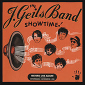 Showtime! by J. Geils Band