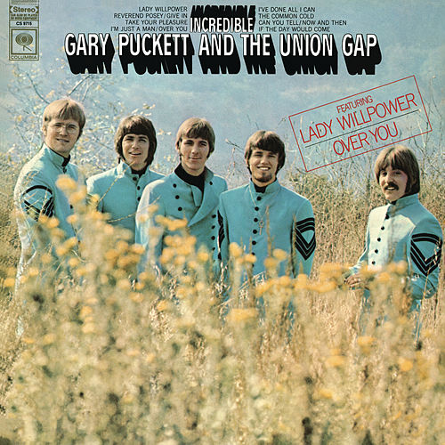 Incredible by Gary Puckett & The Union Gap