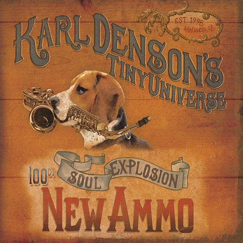 New Ammo by Karl Denson