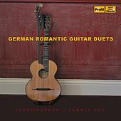 Darr: German Romantic Guitar Duets by John Schneiderman