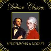 Deluxe Classics: Mendelssohn y Mozart by Orquesta Lírica de Barcelona