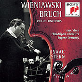 Wieniawski/Bruch/Tchaikovsky:  Violin Concertos by Various Artists