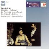Essential Classics IX Verdi: Arias by Various Artists