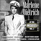 At the Movies, Vol. 2 by Marlene Dietrich