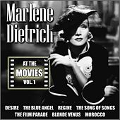 At the Movies, Vol. 1 by Marlene Dietrich