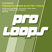 Supaman Presents Urban Electro Tools by Supa Man (Kelvin Mccray)