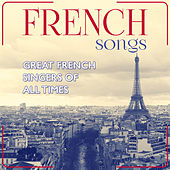 Great French Singers of All Times. French Songs by Charles Trenet