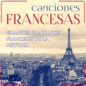 Grandes Cantantes Franceses de la Historia, Canciones Francesas by Charles Trenet