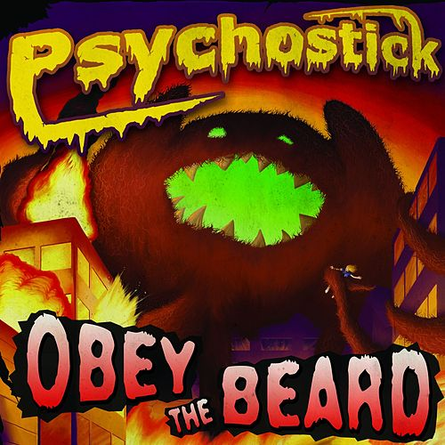 Obey The Beard by Psychostick
