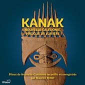 Kanak (Pilous de Nouvelle-Calédonie, Pirogue de Lumière) by Maurice Bitter