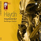 Haydn: String Quartets, Op. 9 by Buchberger Quartet