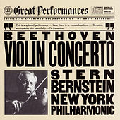 Beethoven: Concerto In D Major for Violin and Orchestra, Op. 61 by New York Philharmonic