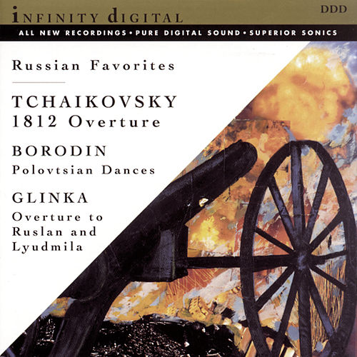 Infinity Digital: Russian Favorites by Various Artists