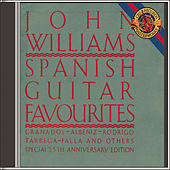Spanish Guitar Favorites by John Williams