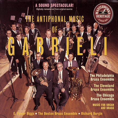The Antiphonal Music of Gabrieli & Frescobaldi by Various Artists