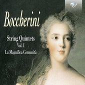 Boccherini: String Quintets, Vol. 1 by La Magnifica Comunità