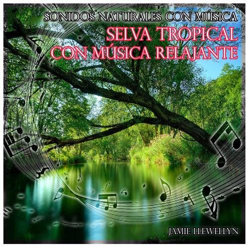 Sonidos Naturales Con Música: Selva Tropical Con Música Relajante by Jamie Llewellyn
