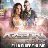 Ella Quiere Humo by Arsenal