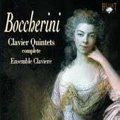 Boccherini: Complete Clavier Quintets by Ensemble Claviere