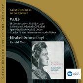 Wolf: Lieder by Elisabeth Schwarzkopf