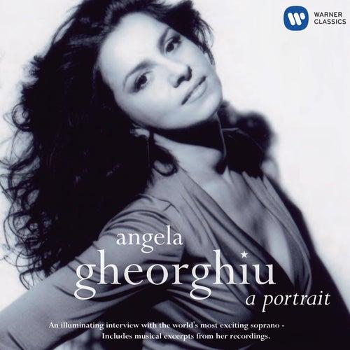 Angela Gheorghiu - A Portrait by Angela Gheorghiu