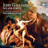 Galliard & Purcell: Pan and Syrinx & The Masque of Cupid and Bacchus by Various Artists