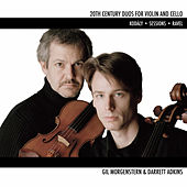 20th Century Duos for Violin and Cello by Gil Morgenstern