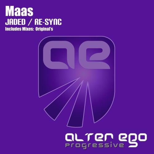 Jaded / Re-Sync - Single by Maas