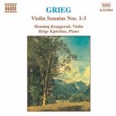 Violin Sonatas by Edvard Grieg