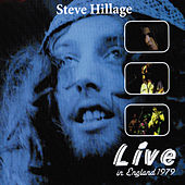 Live in England by Steve Hillage