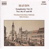 Symphonies Nos 66, 67, and 68 by Franz Joseph Haydn