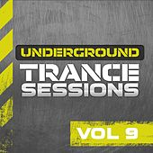 Underground Trance Sessions Vol. 9 - EP by Various Artists