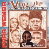 Mwana Matebu - La cour des grands by Papa Wemba